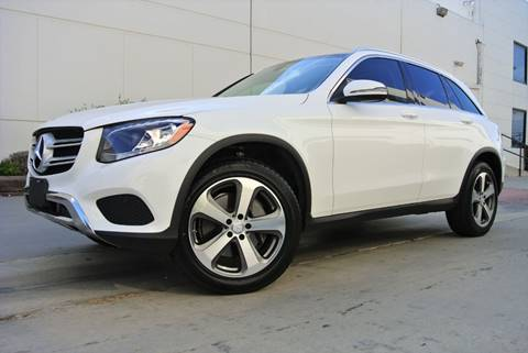 2017 Mercedes-Benz GLC for sale at New City Auto - Retail Inventory in South El Monte CA