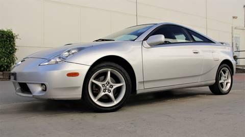 2000 Toyota Celica for sale in South El Monte, CA