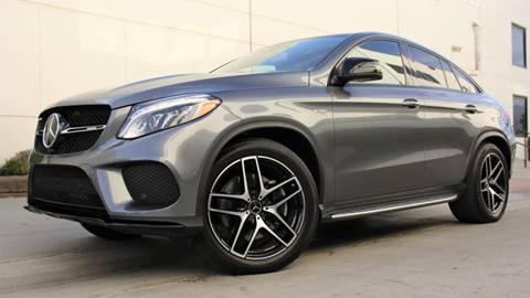2018 Mercedes-Benz GLE for sale at New City Auto - Retail Inventory in South El Monte CA
