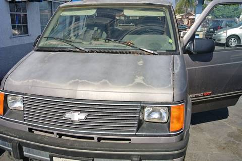 1993 Chevrolet Astro for sale at New City Auto - Parts in South El Monte CA