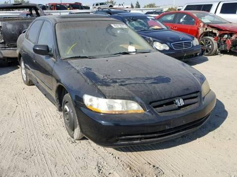 2002 Honda Accord for sale at New City Auto - Parts in South El Monte CA