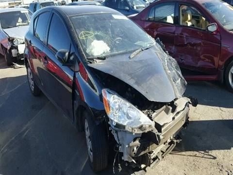 2014 Toyota Prius c for sale at New City Auto - Parts in South El Monte CA