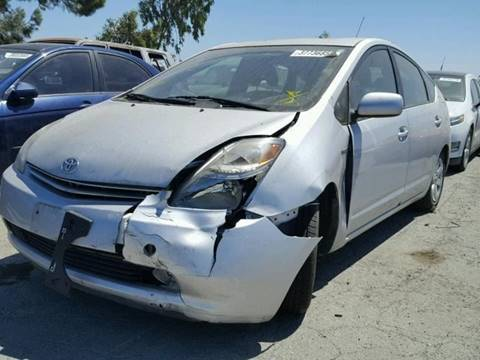 2008 Toyota Prius Hybrid for sale at New City Auto - Parts in South El Monte CA