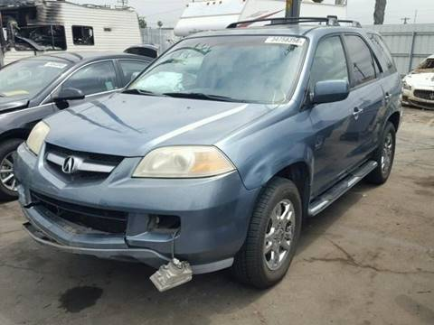 2005 Acura MDX TOURING for sale at New City Auto - Parts in South El Monte CA