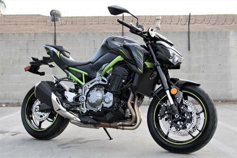 2019 Kawasaki Z900 for sale at New City Auto - Retail Inventory in South El Monte CA