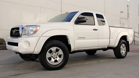 2005 Toyota Tacoma for sale at New City Auto - Retail Inventory in South El Monte CA
