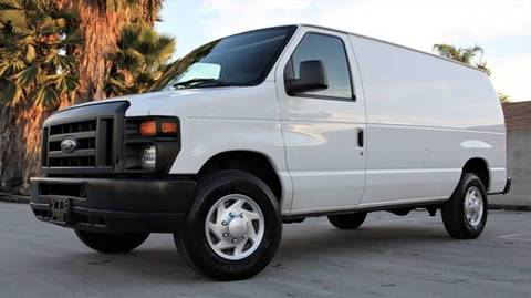 2012 Ford E-Series Cargo for sale at New City Auto - Retail Inventory in South El Monte CA