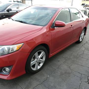 2014 Toyota Camry for sale at New City Auto - Parts in South El Monte CA