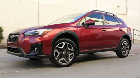 2018 Subaru Crosstrek for sale at New City Auto - Retail Inventory in South El Monte CA