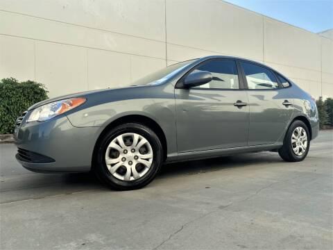2010 Hyundai Elantra for sale at New City Auto - Retail Inventory in South El Monte CA
