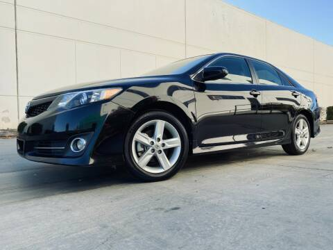 2014 Toyota Camry for sale at New City Auto - Retail Inventory in South El Monte CA