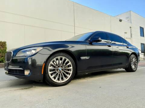 2009 BMW 7 Series for sale at New City Auto - Retail Inventory in South El Monte CA