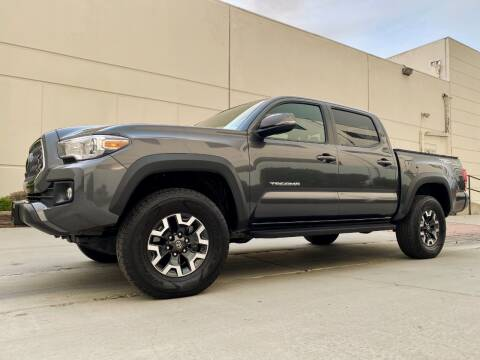 2018 Toyota Tacoma for sale at New City Auto - Retail Inventory in South El Monte CA