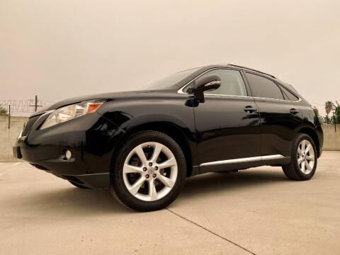 2010 Lexus RX 350 for sale at New City Auto - Retail Inventory in South El Monte CA
