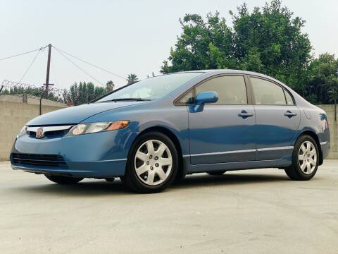 2007 Honda Civic for sale at New City Auto - Retail Inventory in South El Monte CA