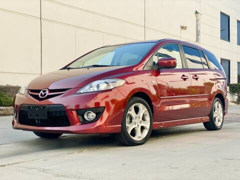 2008 Mazda MAZDA5 for sale at New City Auto - Retail Inventory in South El Monte CA