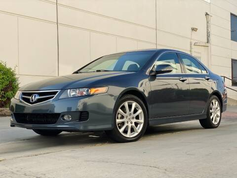 2007 Acura TSX for sale at New City Auto - Retail Inventory in South El Monte CA