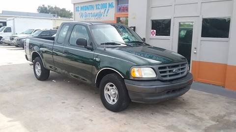 2002 Ford F-150 for sale in New Port Richey, FL