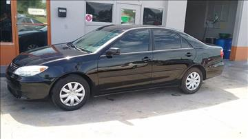 2005 Toyota Camry for sale in New Port Richey, FL