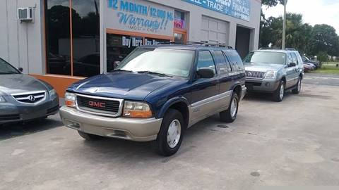 2001 GMC Jimmy for sale in New Port Richey, FL
