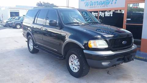 2002 Ford Expedition for sale in New Port Richey, FL