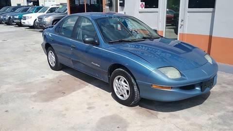 1999 Pontiac Sunfire for sale in New Port Richey, FL