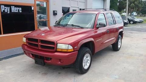 1999 Dodge Durango for sale in New Port Richey, FL