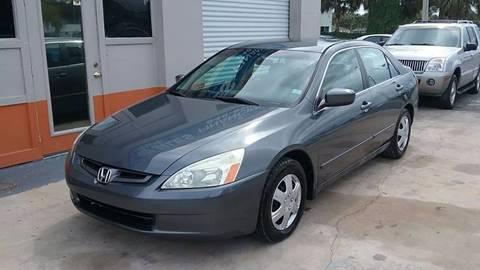 2004 Honda Accord for sale in New Port Richey, FL