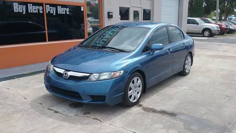 2010 Honda Civic for sale in New Port Richey, FL
