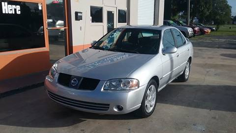 2006 Nissan Sentra for sale in New Port Richey, FL