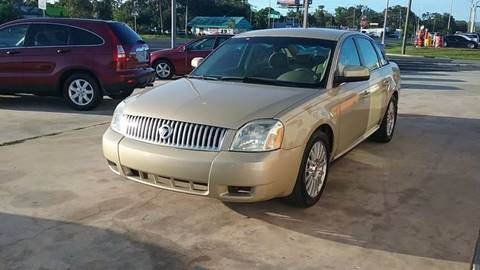 2007 Mercury Montego for sale in New Port Richey, FL