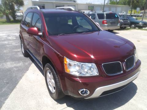 2008 Pontiac Torrent for sale at QUALITY AUTO SALES OF FLORIDA in New Port Richey FL