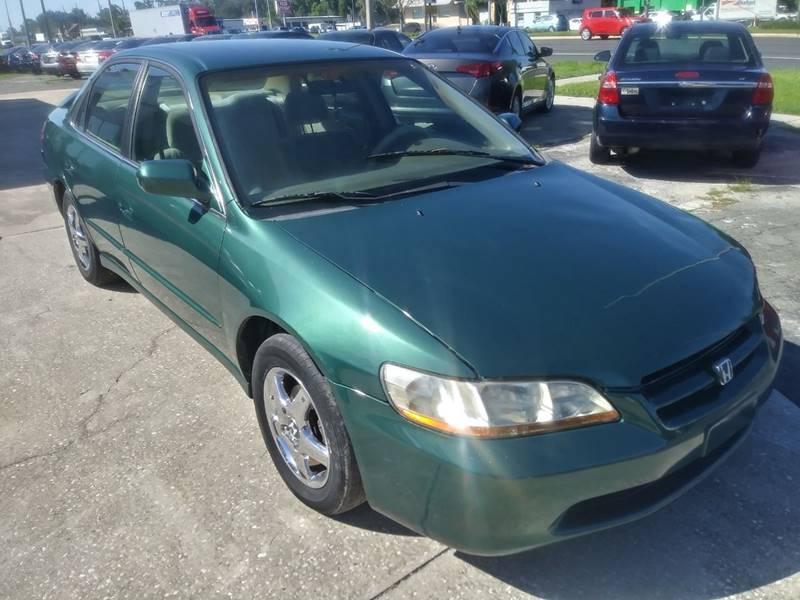 1998 Honda Accord LX 4dr Sedan   New Port Richey FL