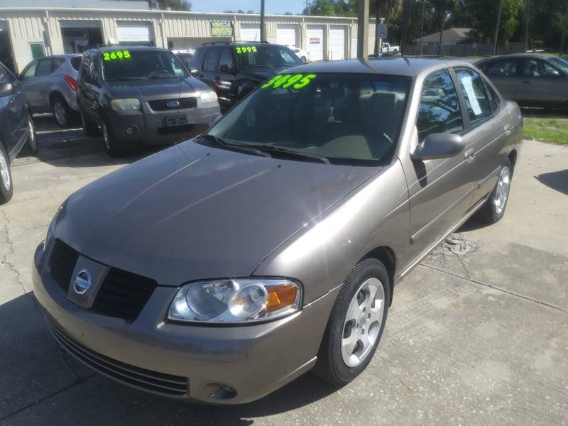 2004 Nissan Sentra 1.8 S 4dr Sedan   New Port Richey FL