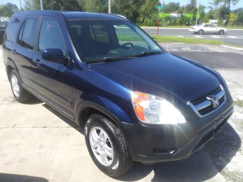 2004 Honda CR V AWD EX 4dr SUV   New Port Richey FL