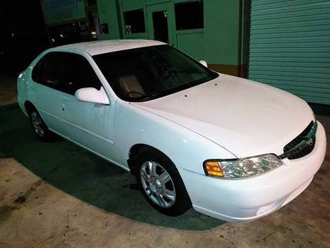 2001 Nissan Altima For Sale In New Port Richey, FL