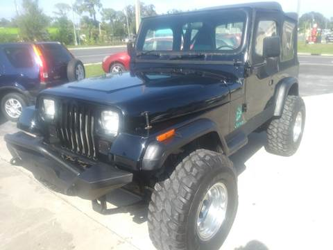 1991 Jeep Wrangler for sale in New Port Richey, FL