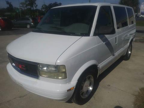 2003 GMC Safari for sale in New Port Richey, FL