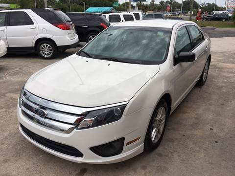 2012 Ford Fusion For Sale >> Used 2012 Ford Fusion For Sale In Florida Carsforsale Com