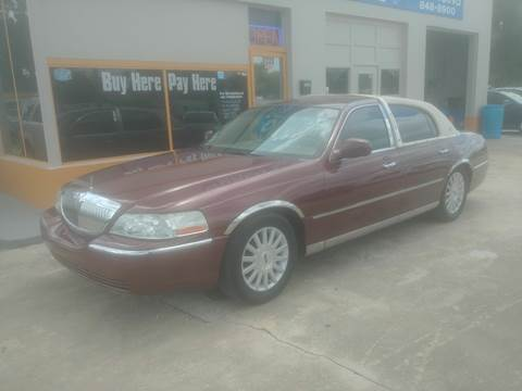 Used 2003 Lincoln Town Car For Sale In Amarillo Tx