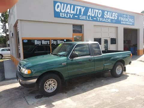 Buy Here Pay Here Clearwater Fl >> 2001 Mazda B Series Pickup For Sale In New Port Richey Fl