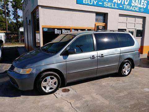 1999 Honda Odyssey for sale in New Port Richey, FL