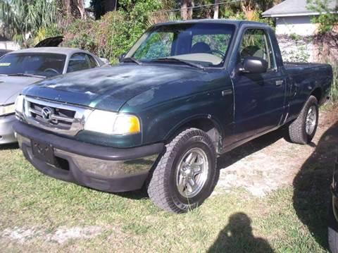 1999 Mazda B-Series Pickup for sale in New Port Richey, FL