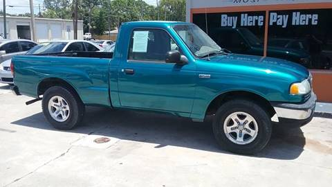 1999 Mazda B-Series Pickup for sale in New Port Richey, FL
