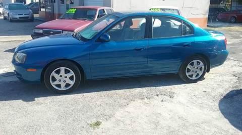 2005 Hyundai Elantra for sale in New Port Richey, FL