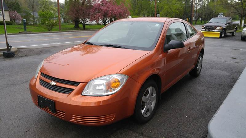 2006 Chevrolet Cobalt LS 2dr Coupe In Rochester NY  Wenzel Auto