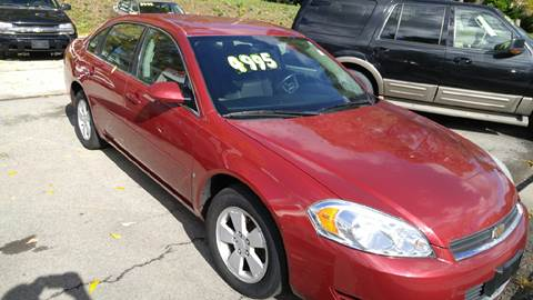 2006 Chevrolet Impala for sale in Rochester, NY