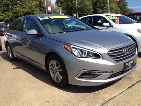 2015 Hyundai Sonata for sale in Parkersburg, WV