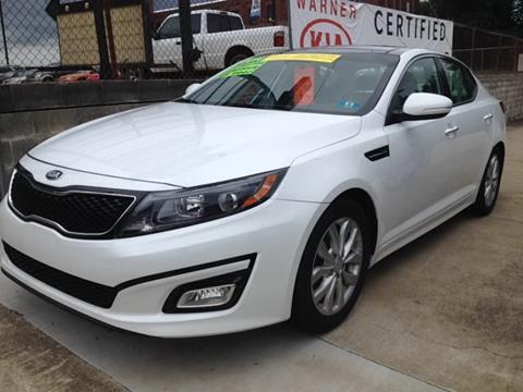 2014 Kia Optima for sale in Parkersburg, WV