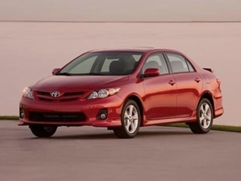 2013 Toyota Corolla for sale in Parkersburg, WV